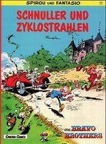 Spirou und Fantasio, Carlsen Comics, Bd.17, Schnuller und Zyklostrahlen