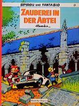 Spirou und Fantasio, Carlsen Comics, Bd.20, Zauberei in der Abtei