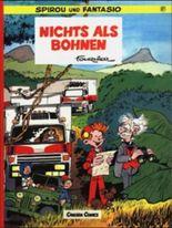 Spirou und Fantasio, Carlsen Comics, Bd.27, Nichts als Bohnen