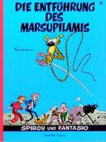 Spirou und Fantasio, Carlsen Comics, Bd.3, Die Entführung des Marsupilamis