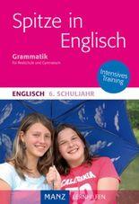 Spitze in Englisch 6. Schuljahr Grammatik
