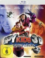 Spy Kids 3 - Game Over 3D, 1 Blu-ray