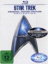 Star Trek, Original Motion Picture Collection, 7 Blu-rays