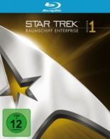 Star Trek, Raumschiff Enterprise - Season 1, 7 Blu-rays