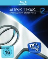 Star Trek, Raumschiff Enterprise - Season 2, 7 Blu-rays