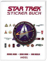 Star Trek Sticker Buch