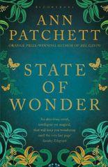State of Wonder. Fluss der Wunder, englische Ausgabe