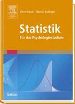 Statistik für das Psychologiestudium
