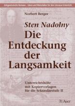 Sten Nadolny - Die Entdeckung der Langsamkeit