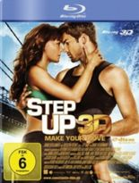 Step Up 3D, 1 Blu-ray
