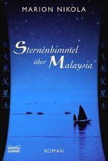 Sternenhimmel über Malaysia
