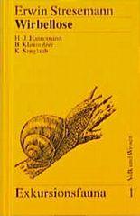Stresemann: Exkursionsfauna von Deutschland (Gesamtwerk) / Stresemann - Exkursionsfauna von Deutschland. Band 1: Wirbellose (ohne Insekten)