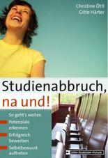 Studienabbruch, na und!