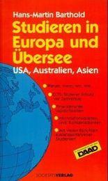 Studieren in Europa und Übersee