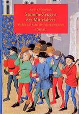 Stumme Zeugen des Mittelalters