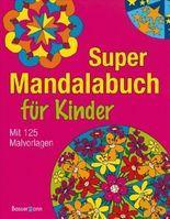 Super-Mandalabuch für Kinder