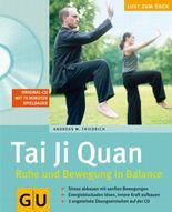 Tai Ji Quan, m. Audio-CD