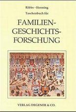 Taschenbuch für Familiengeschichtsforschung