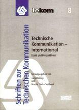 Technische Kommunikation - international