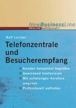 Telefonzentrale und Besucherempfang
