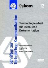 Terminologiearbeit für Technische Dokumentation