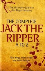 The Complete Jack the Ripper A-Z