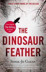 The Dinosaur Feather. Dinosaurierfedern, englische Ausgabe
