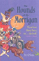 THE HOUNDS OF THE MORRIGAN