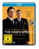 The King's Speech, 1 Blu-ray
