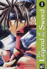 The Legend of the Sword. Bd.1