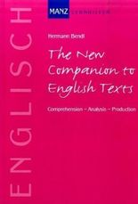 The New Companion to English Texts