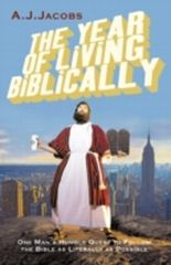 The Year of Living Biblically. Die Bibel & ich, englische Ausgabe