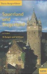 Theiss Burgenführer Sauerland und Siegerland