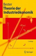 Theorie Der Industrieakonomik