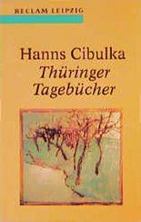Thüringer Tagebücher