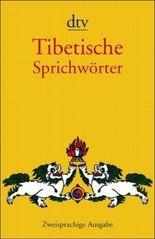 Tibetische Sprichwörter
