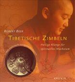 Tibetische Zimbeln, m. handgefertigten Zimbeln