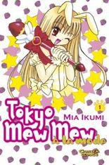 Tokyo Mew Mew a la Mode, Band 1