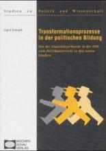 Transformationsprozesse in der politischen Bildung