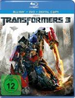 Transformers 3, 1 Blu-ray + DVD + Digital Copy