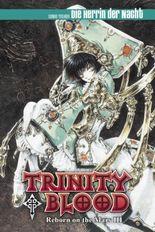 Trinity Blood, Iblis - Der Engel der Wüste