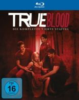 True Blood, 6 Blu-rays. Staffel.4