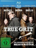 True Grit (2010), 1 Blu-ray + 1 DVD inkl, Digital Copy