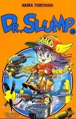 Dr. Slump - Turbos Geburt