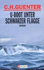 U-Boot unter schwarzer Flagge