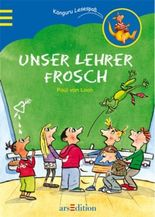 Unser Lehrer Frosch