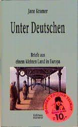 Unter Deutschen. Briefe aus einem kleinen Land in Europa
