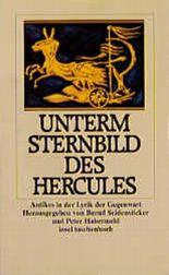 Unterm Sternbild des Hercules