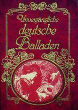 Unvergängliche deutsche Balladen