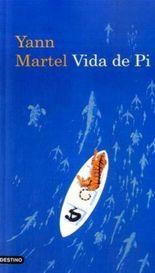 Vida de Pi. Schiffbruch mit Tiger, spanische Ausgabe
